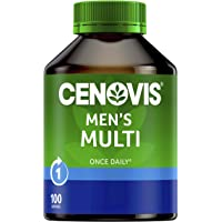 Cenovis Men's Multi - Multivitamin for men - Supports energy levels - Supports healthy immune system