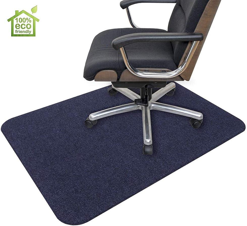 Sallous Office Chair Mat, Opaque Hard Floor Chair Mat for Home, 0.16