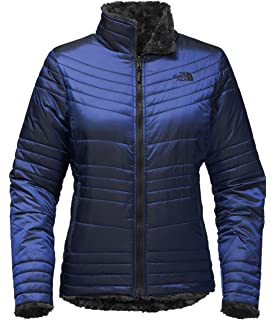 cefc56ee4 Amazon.com: The North Face Reversible Mossbud Swirl Jacket Girls ...
