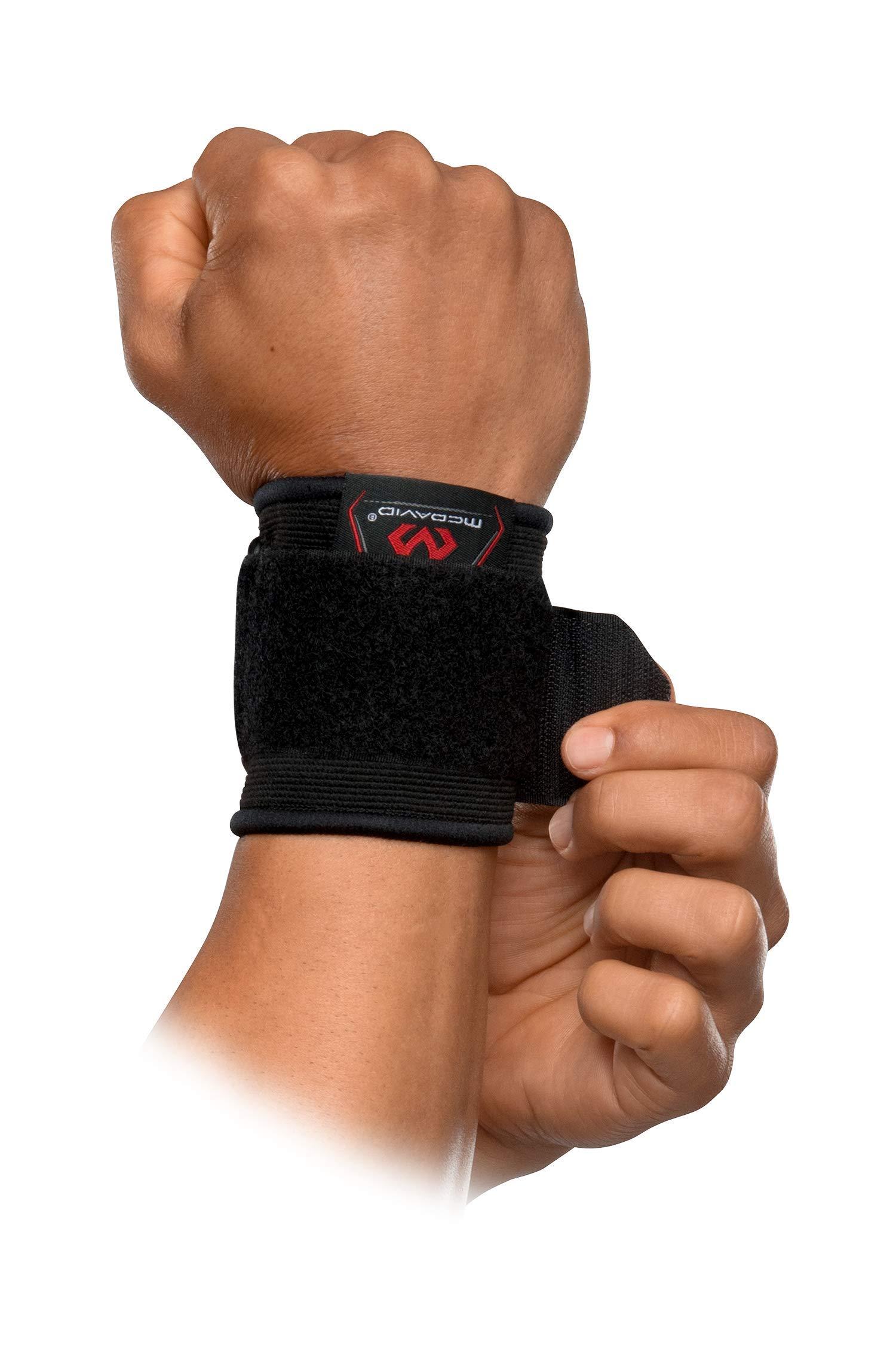 McDavid 513 Elastic Wrist Support, Large/X-Large by McDavid (Image #1)