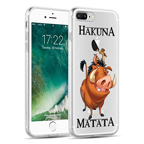 iphone 7 plus coque transparente silicone