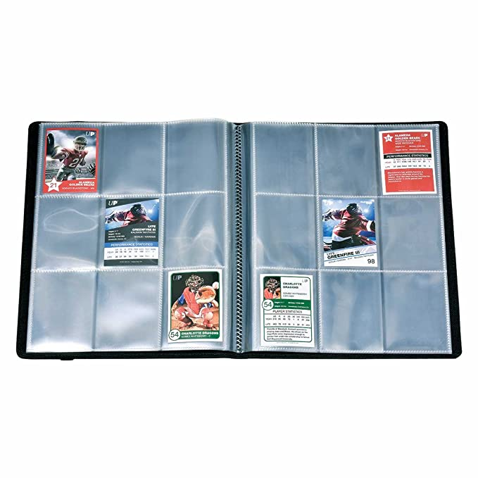 Amazon.com: Blanco bordado béisbol Premium pro-binder ...