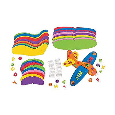 Do It Yourself Fabulous Foam Great Gliders - Crafts for Kids and Fun Home Activities: Toys & Games