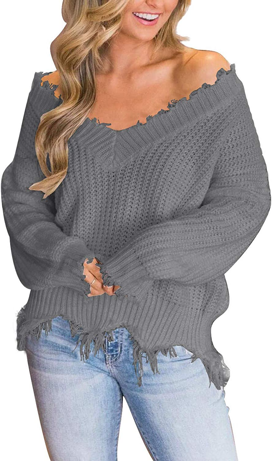 Wofupowga Girl Knitted Fashion Boys Plush Jumper Cute Pullover Sweaters