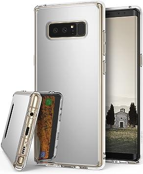 Ringke Fusion Mirror Funda Compatible con Samsung Galaxy Note 8 ...