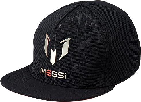 adidas Messi Kids Cap - Gorra para niños, Color Negro, Talla única ...