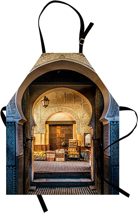 Abakuhaus Marocain Tablier De Cuisine Photo De La Porte Marocaine