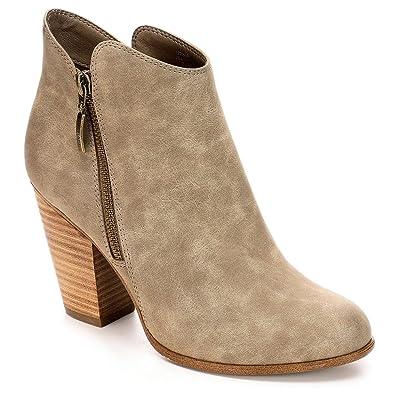 Report Ronan Women's Boots Tan Size 8.5 M