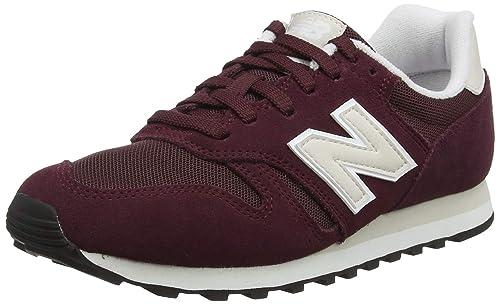 55b695fad7980 New Balance Women's 373 Trainers, Red (Nb Burgundy/Moonbeam Mgg), 3