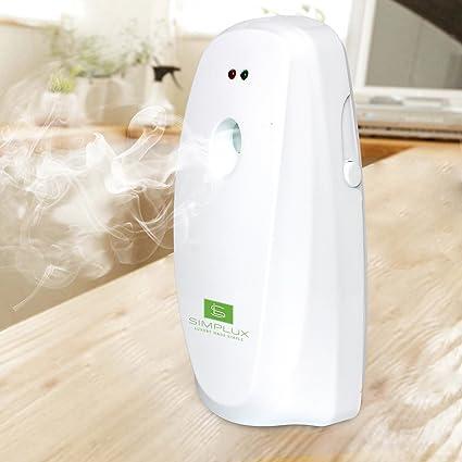 Eléctrica ambientadores fragantes Habitación atomizadores de aerosol dispensador con temporizador para el hogar limpieza de aire