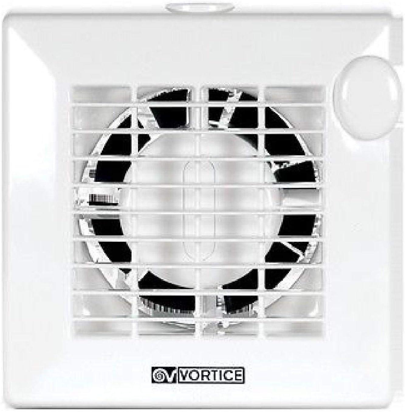 Vortice aspirador de pared de baño 30 W 150 mm de diámetro 11401: Amazon.es: Bricolaje y herramientas