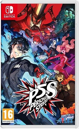 Persona 5 Strikers - Editión Limitada (Nintendo Switch)