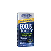 FocusFactor Brain and Vision