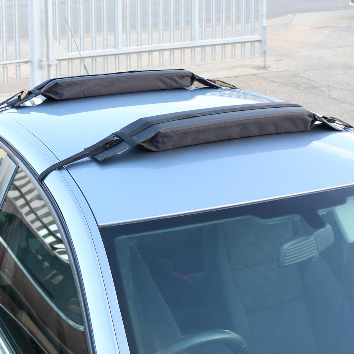 Hardcastle 80cm Universal Soft Car Roof Bars