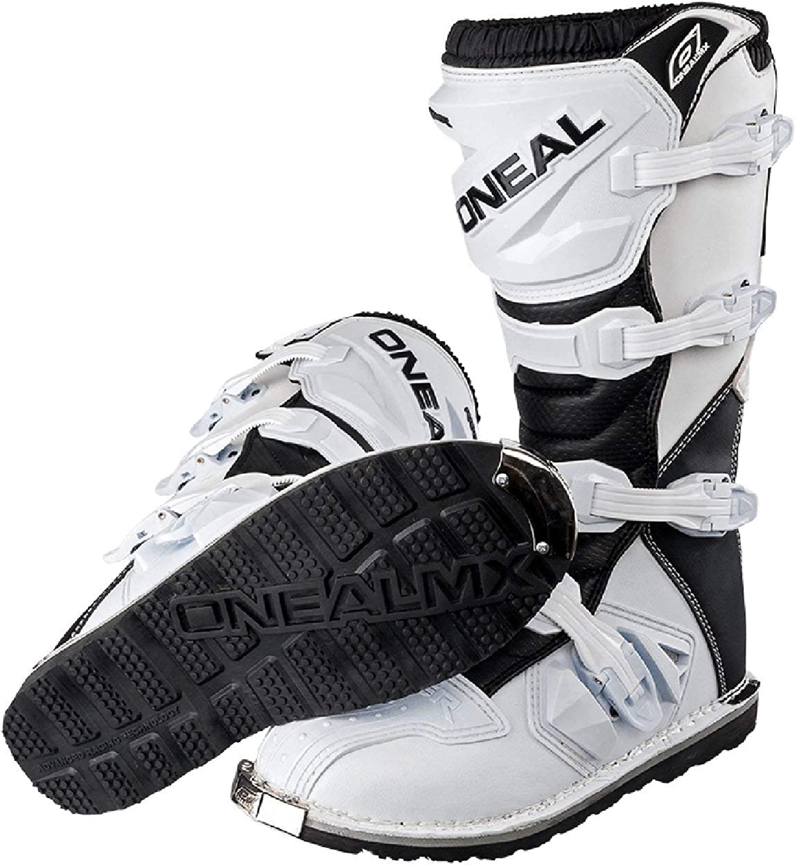 0329-3 Orange ONeal Unisex Motocross Stiefel Rider Boot 46