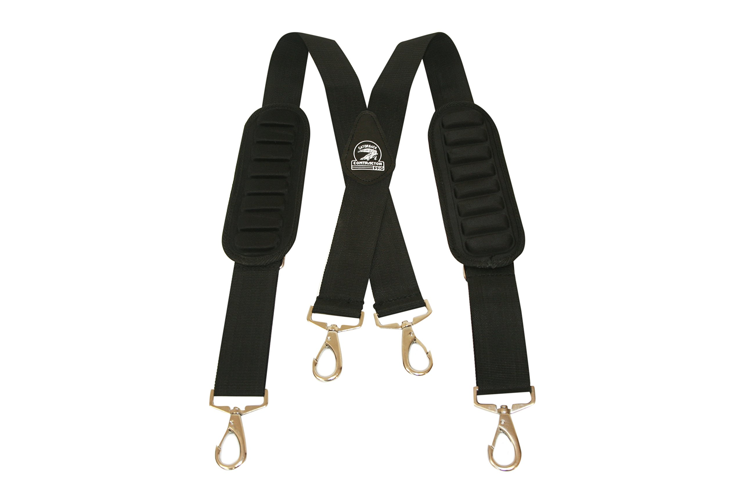 Contractor Pro Professional Electrician's Complete Package Plus+ (Tool Belt, Bucket Tote, Suspenders, and Gloves) 2XL 45-49 Inch Waist for Electricians, HVAC, Carpenters, Drywallers by Contractor Pro (Image #4)