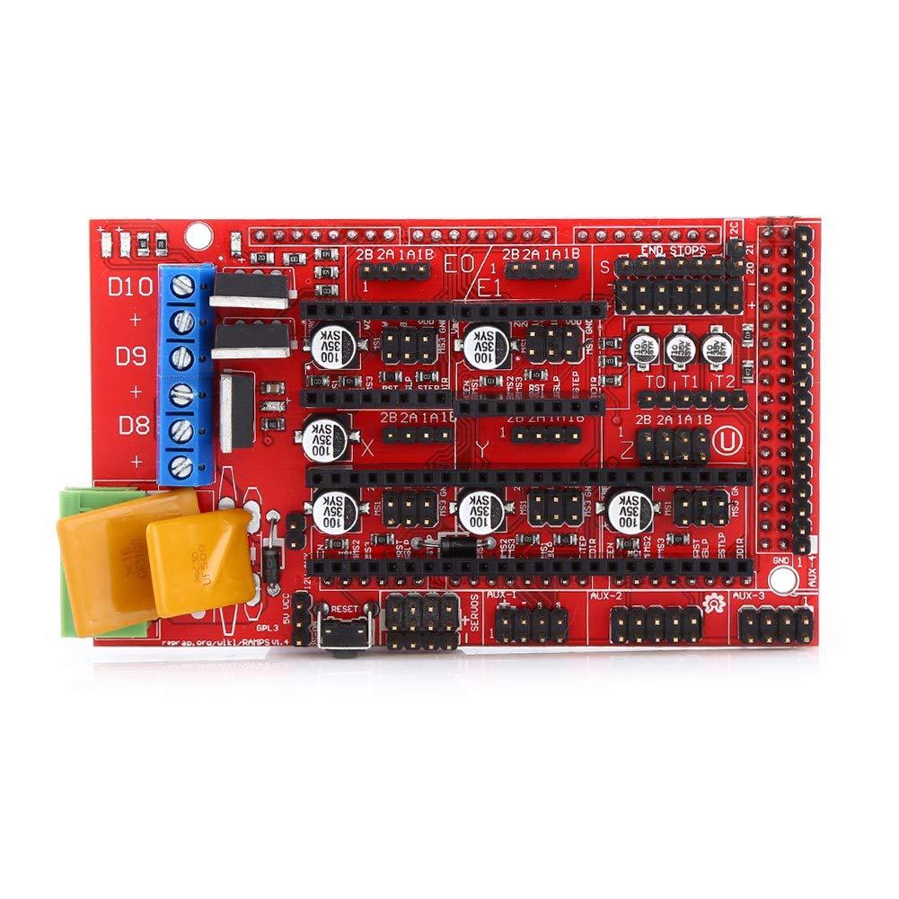 Akozon RAMPS 1.4 Controlador + MEGA2560 R3 + A4988 Con kit de ...