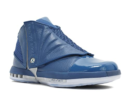 64b4c329b18 Nike AIR Jordan 16 Retro Trophy RM 'Trophy Room' - 854255-416 ...