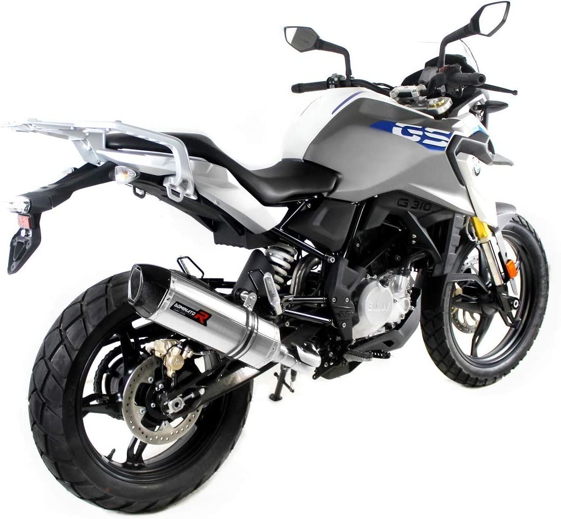 Exhaust silencer muffler Dominator HP1 compatible with G310GS 16-18 2016-2018 DB KILLER