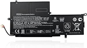 Emaks PK03XL Battery HSTNN-DB6S for HP Spectre x360 13-4000 4100 Series 13-4103dx 13-4003dx / Pro x360 G1 788237-2C1 789116-005 TPN-Q157-11.4V 56Wh 6-Cell