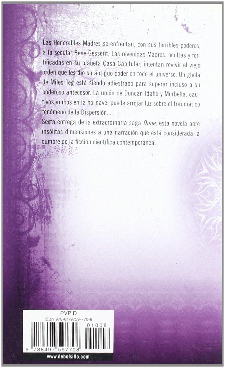 Casa Capitular Dune/ Chafterhouse Dune (Best Seller) (Spanish Edition)