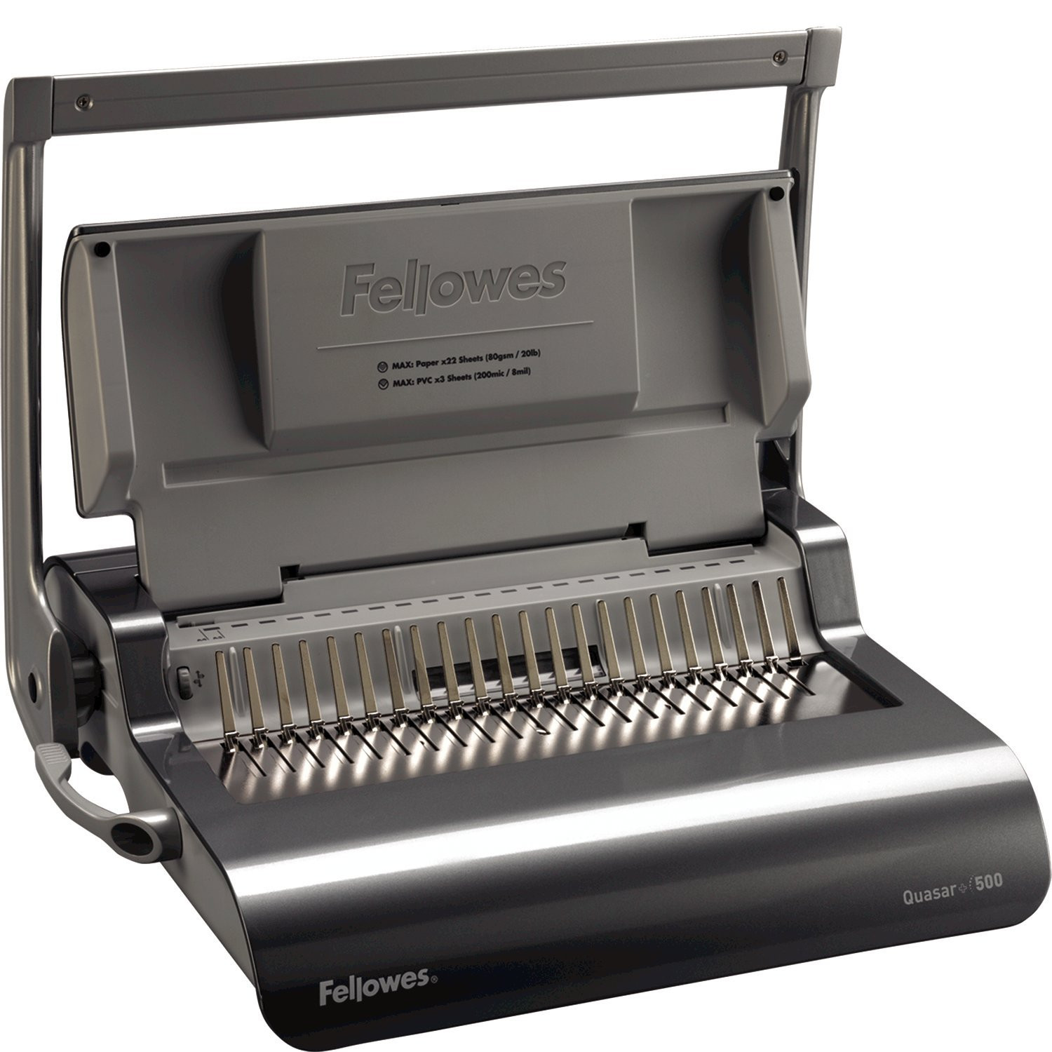 Fellowes Quasar A4 Manual Comb Binder by Fellowes (Image #4)