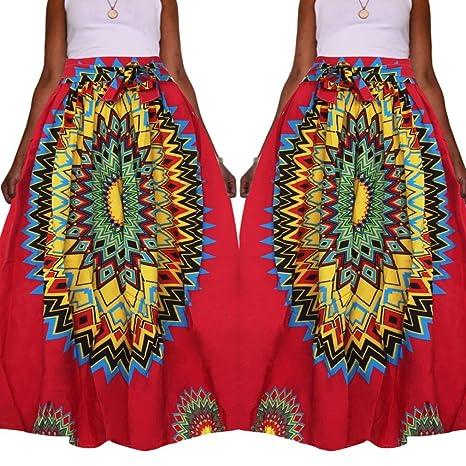 Amazon.com: ShiTou Dress, Large Size/Digital Printing, Chiffon, Skirts, Long Skirts: Clothing