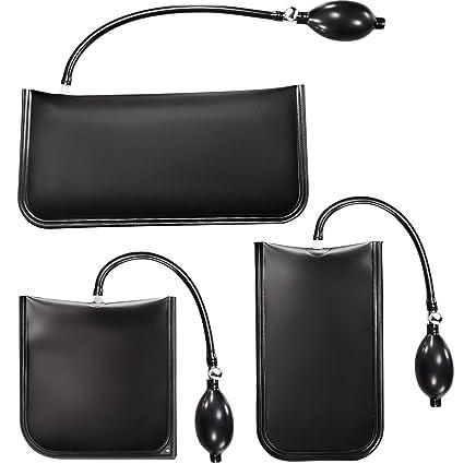 Yaomiao 3 Pieces Air Wedge Bag Pump Air Wedge Lockout Kit
