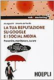 La tua reputazione su Google e i Social Media. Prevenire, monitorare, curare