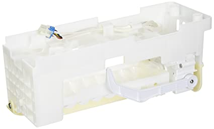 Oem Samsung Da97-07365g Refrigerator Ice Maker Assembly With 9 Cube Ice Tray