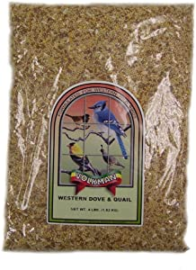 Volkman Western Dove and Quail Wildbird Mix 4lb