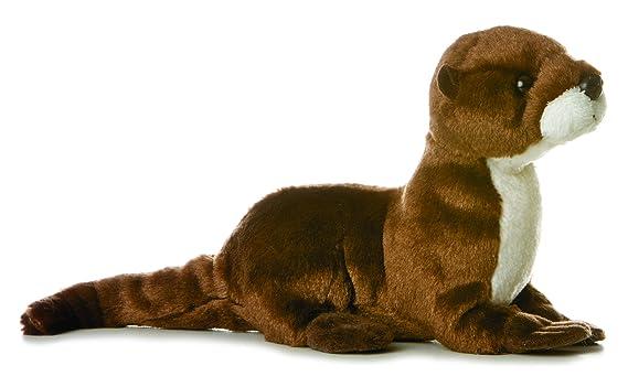 Amazon Com Aurora Sliddy River Otter Toys Games