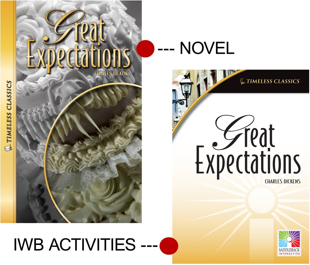Download Great Expectations (Timeless Classics) IWB (Easy-To-Use Interactive Smart Board Lessons (Timeless Classi) (Easy-to-use Interactive Smart Board Lessons: Timeless Classics) pdf