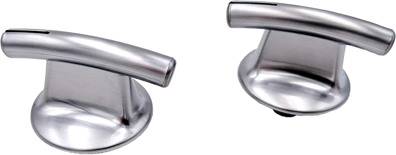 Supplying Demand 7737P245-60 Cooktop Fan Knob 2 Pack Fits AP6011516 74007918