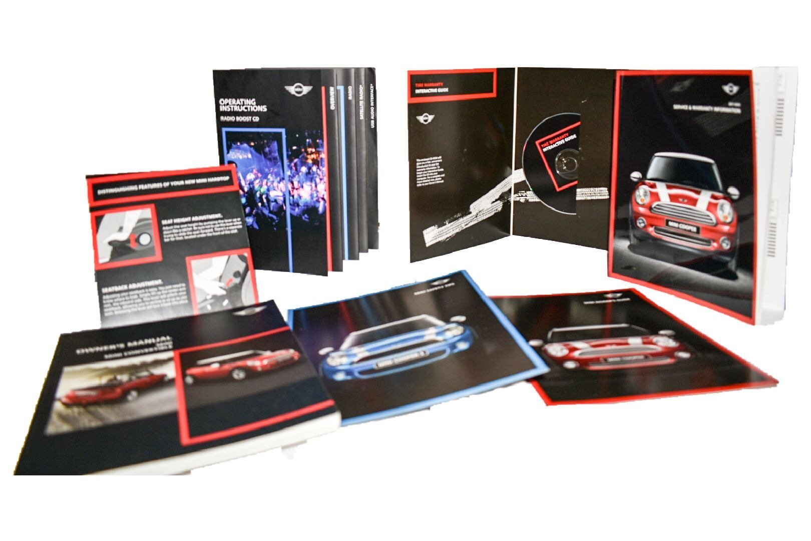 Owner & Operator Manuals 2011 Audi S5 Cabriolet Owners Manual SET ...