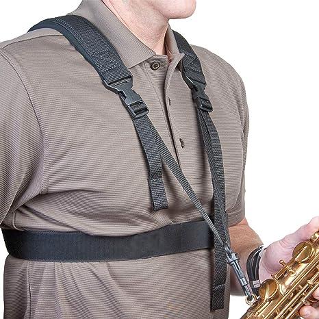 Neotech 2501512 práctica para saxofón arnés REG. giratorio: Amazon ...