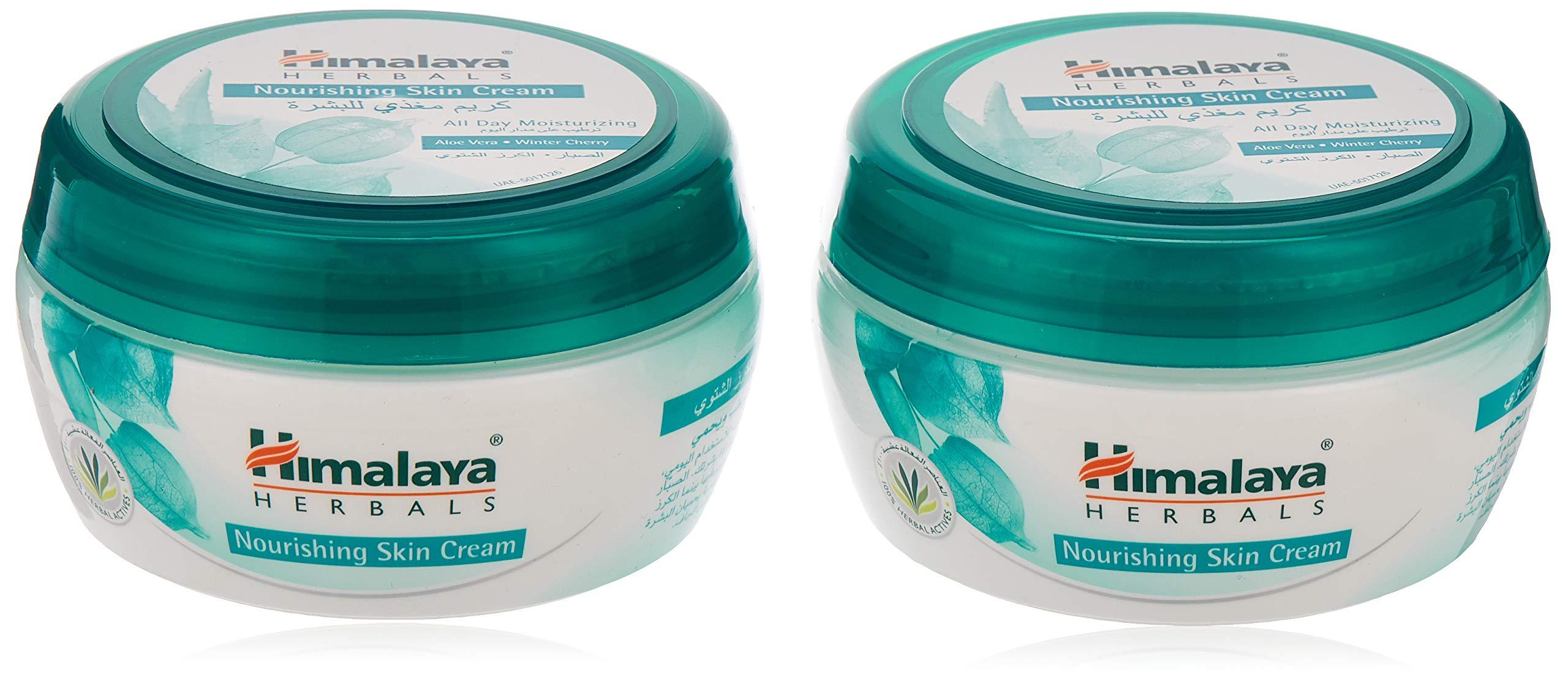 Himalaya Nourishing Skin Cream, 150 ml + 150 ml Free