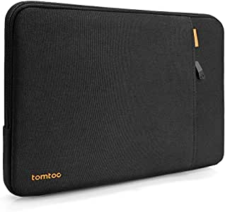 tomtoc 360 Protective Laptop Sleeve for 16-inch New MacBook Pro 2019-2020, 15-inch Old MacBook Pro Retina 2012-2015, Surface Book 2 15 Inch, Ultrabook Notebook Bag Case with Accessory Pocket