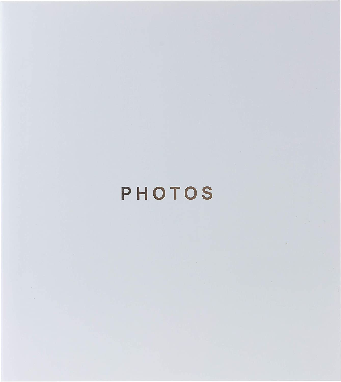 "kieragrace Contemporary photo-albums, 4"" x 6"", Grey"