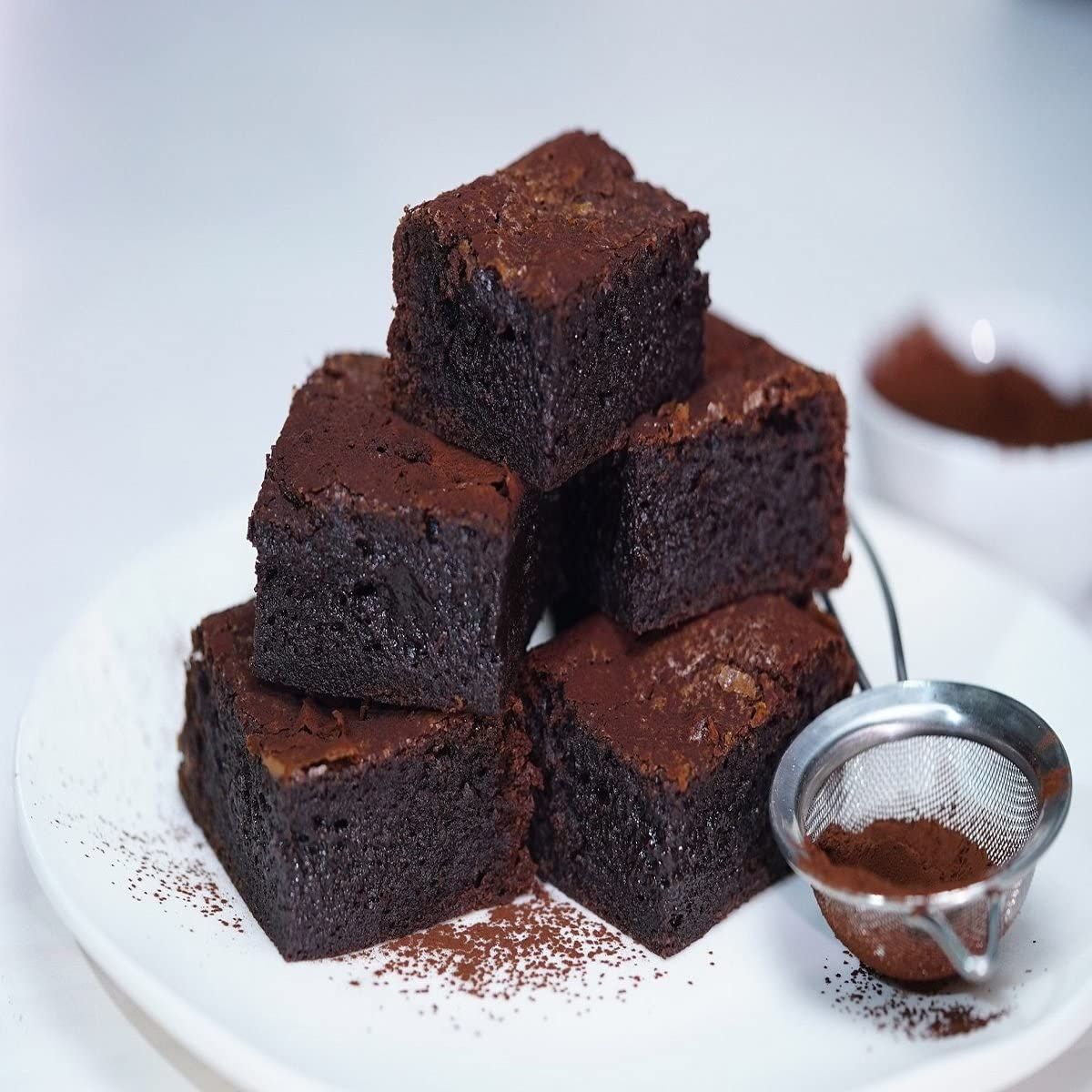 CHOCOLATE BROWNIES FRAGRANCE OIL - 4 OZ - FOR CANDLE & SOAP MAKING BY VIRGINIA CANDLE SUPPLY - FREE S&H IN USA