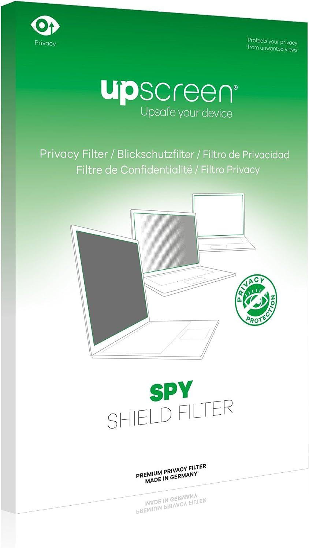 Anti-Spy Blickschutzfolie Sichtschutz-Folie upscreen Blickschutzfilter kompatibel mit Lenovo ThinkPad T540p Privacy Filter