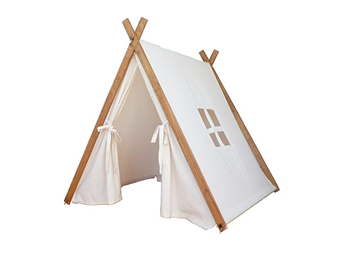 Amazon.com: Elegant Children`s Play Tent | A frame tent for kids ...