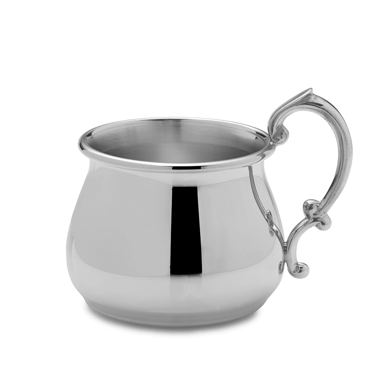 EMPIRE Pot Bellyピューター赤ちゃんカップ   B00OOXK0IQ