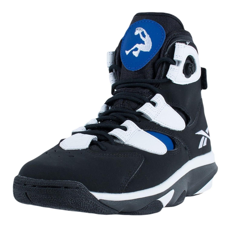 Reebok Shaq Attaq IV Hombre US 9.5 Negro Zapato de Baloncesto UK ...
