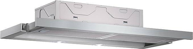 Balay 3BT849X Semintegrada (extraíble) Acero inoxidable 400m³/h C - Campana (400 m³/h, Canalizado, C, E, B, 68 dB): 187.7: Amazon.es: Grandes electrodomésticos