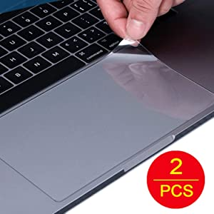 Lapogy[2 PCS] Keyboard TrackPad Protector for Microsoft Surface Laptop 3 – 13.5/15 inch Laptop Accessories,Track pad Cover & Protective Film Skin Laptop Accessories,Clear