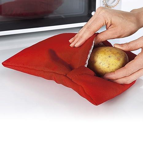 Micro de patatas, hornos microondas funda con gancho para ...