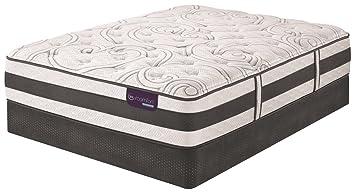 Amazon Com Serta Icomfort Hybrid Applause Ii King Plush Mattress