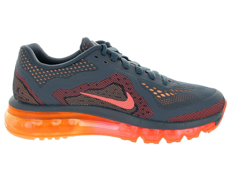 Amazon.com   Nike Women's Air Max 2014 Dk Mgnt Grey//Brght Mng/Pch Crm  Running Shoe 10 Women US   Road Running
