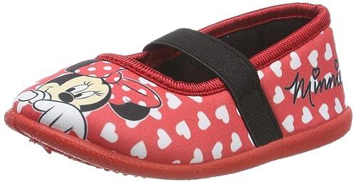 Disney Girls Kids Ballerina Houseshoes, Zapatillas de Estar por casa para Niñas: Amazon.es: Zapatos y complementos